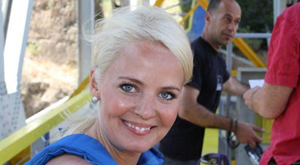YKSI KAHDESTA Anette Latva-Piikkilä saavutti toisen vuoden kahdesta tavoitteestaan.