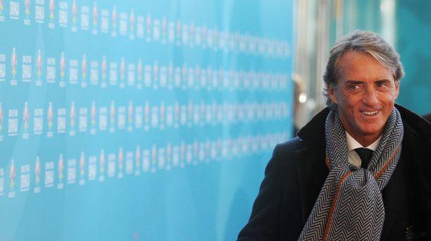 Roberto Mancinin ilme kertoo kaiken lohkoarvoinnoista.