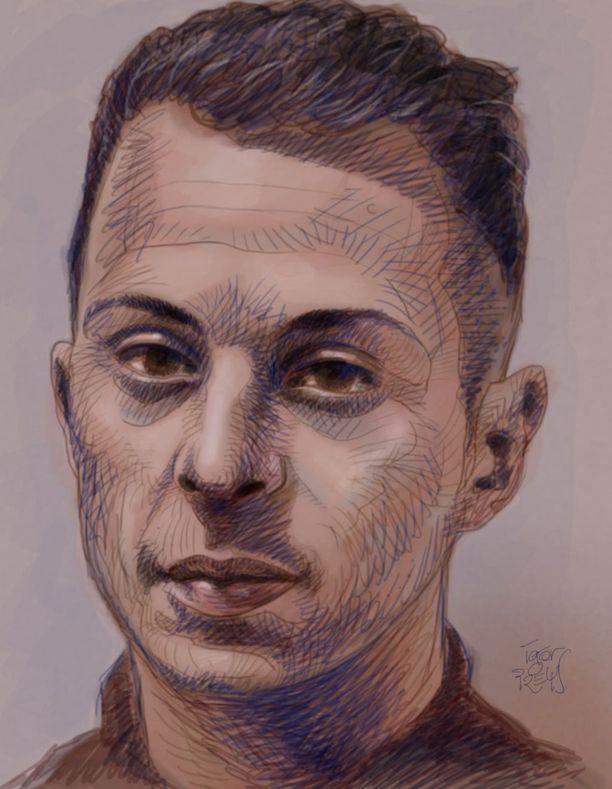 Salah Abdeslam on ainoa Pariisin iskujen eloonjäänyt epäilty.