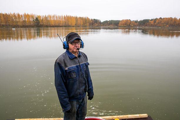 Kalakuolemissa kysymys ei ole virheestä tai vahingosta, painottaa Veijo Ojansuu.