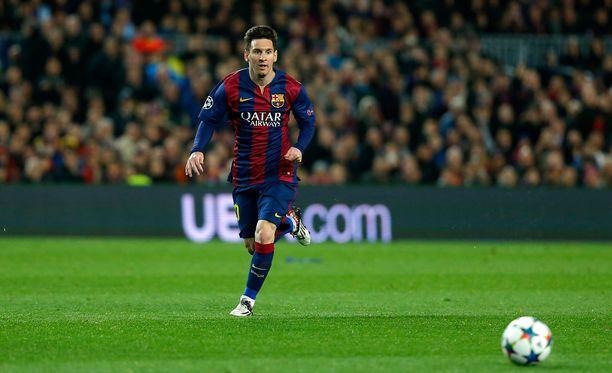 Nouseeko Lionel Messi sankariksi?