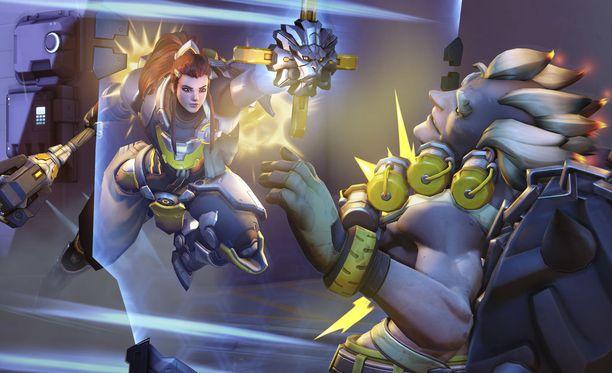 Blizzardin Overwatch-pelissä huijanneet joutuivat vastaamaan teoistaan. Kuvituskuva.