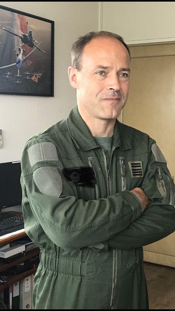 Eversti Cédric Gaudillieren mielestä Rafale on hyvä vaihtoehto kaikille niille maille, jotka arvostavat eurooppalaista puolustusyhteistyötä.