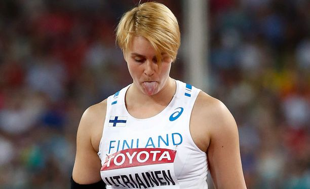Sanni Utriainen ei saanut parastaan irti Rion olympialaisissa.