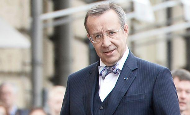 Viron presidentti Ilves: Venäläispoliitikoilla haaveita Suur-Venäjästä