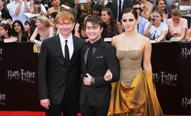 Tuttuja Potter-näyttelijöitä ei lyhytelokuvassa fanien harmiksi nähdä.