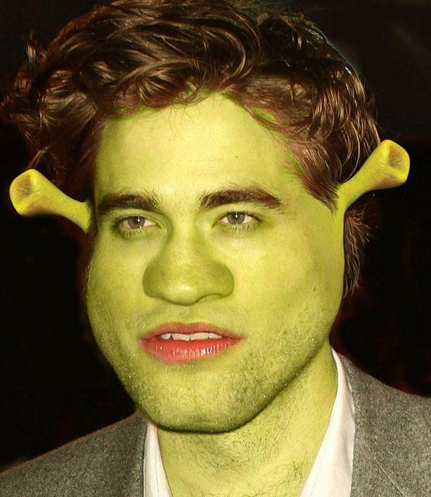 Twilight-tähti Robert Pattinson