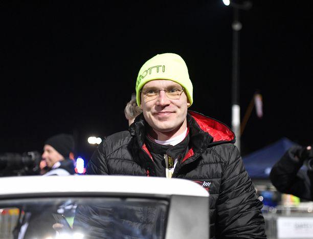 Jari-Matti Latvala esittelee tänä vuonna taitojaan WRC-talleille valikoiduissa ralleissa.
