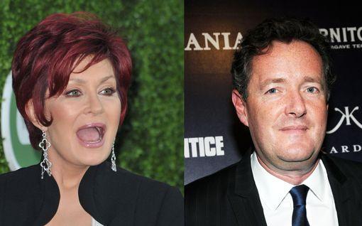 Sharon Osbourne puolusti Piers Morgania ja joutui rasismikohun keskiöön - potkut uhkaavat