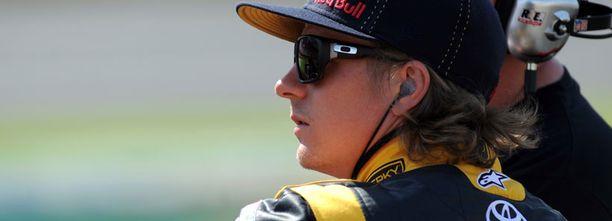 Kimi Räikkösen tulevaisuus NASCARissa on avoinna.
