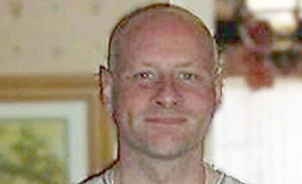 Jason Dockrill oli murhan aikaan 33-vuotias.