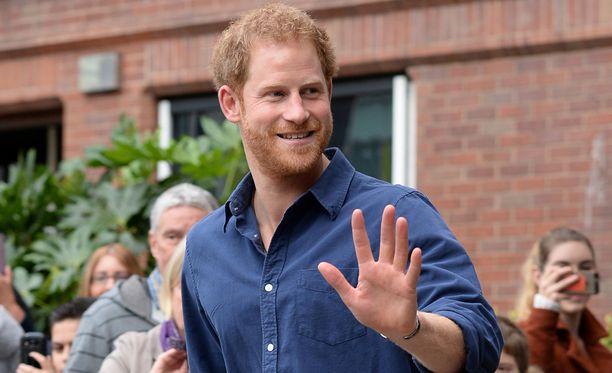 Prinssi Harry on lehtitietojen mukaan umpirakastunut.