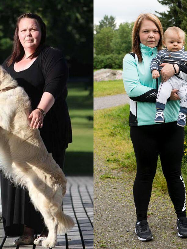 29-vuotias Sofia Peltomäki on pudottanut painoaan yli 50 kiloa kahdessa vuodessa. 159-senttinen nainen painoi enimmillään 132 kiloa.