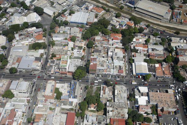 Rikokset tapahtuivat Maracayssa, lähellä Venezuelan pääkaupunkia Caracasia. Kuvituskuva.