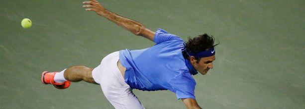 Roger Federerin ura on syöksykierteessä.