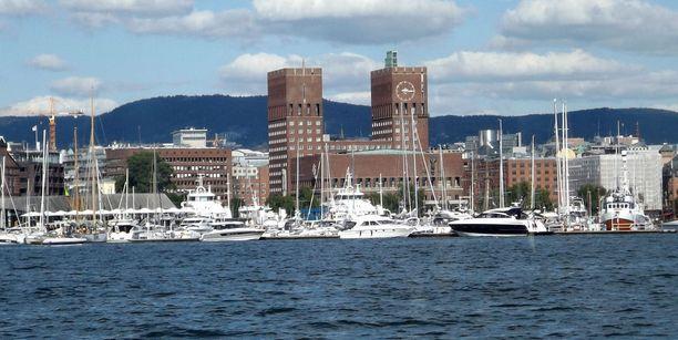 Norjan Oslo kuuluu kalleimpien kaupunkien joukkoon.
