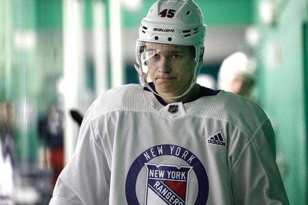 New York Rangers varasi Kakon tämän kesän draftin toisena pelaajana.