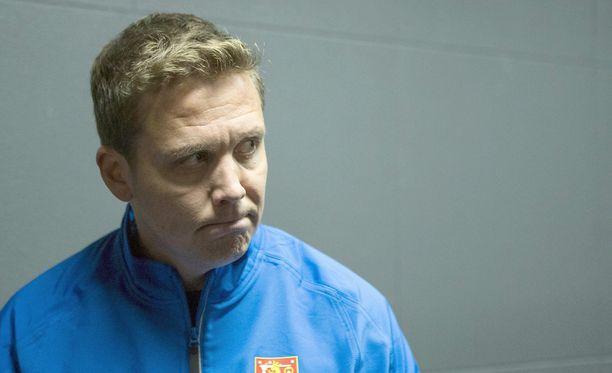 Lauri Marjamäen luotsaaman Suomen World Cup -turnaus päättyy torstain Venäjä-otteluun. Alla on kaksi tappiota.