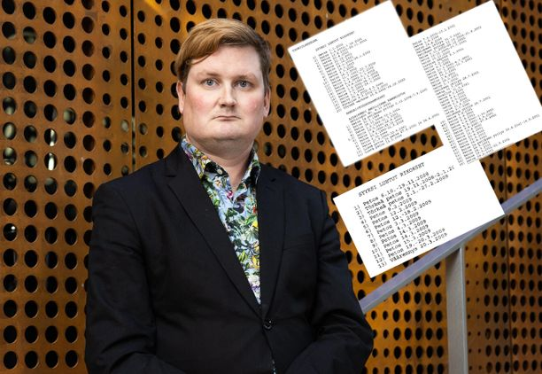 Mikko Rautiaisella on harvinaisen pitkä rikostausta. Hän on perehtynyt erityisesti petoksiin.