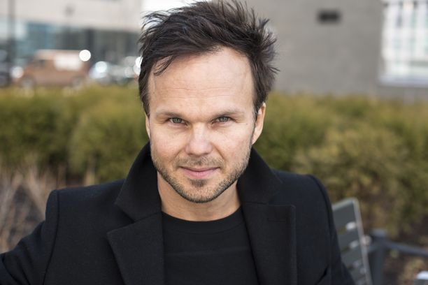 Lauri Ylönen on asunut jo vuosia Yhdysvalloissa.
