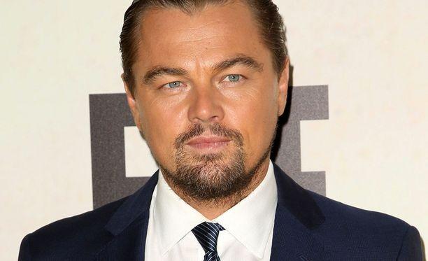 43-vuotias Leonardo DiCaprio tunnetaan esimerkiksi elokuvista Titanic, The Departed, The Wolf of Wall Street ja The Revenant.