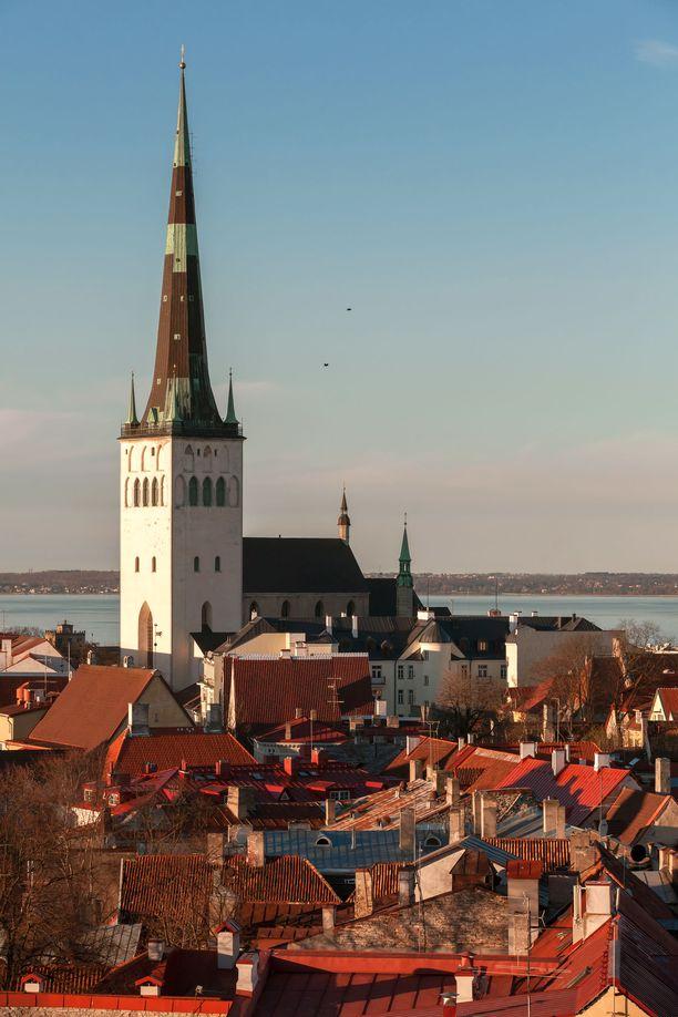 Tallinnan vanhaan kaupunkiin pääsee tällä hetkellä ilman pelkoa karanteenista.