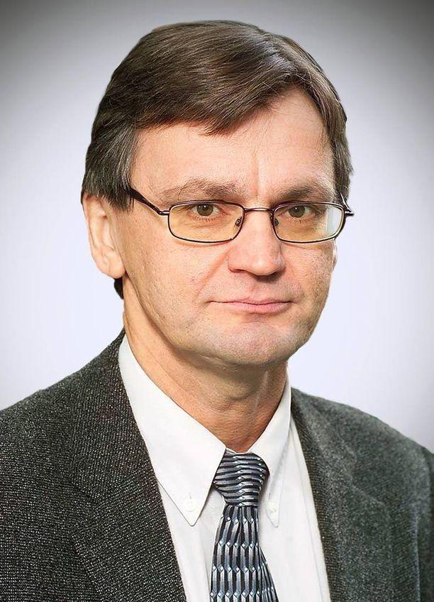 Per-Henrik Groop on kansainvälisesti palkittu diabetestutkija.