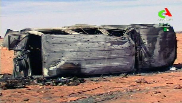 Algerialaiselle kaasukentällä tapahtunut kidnappaustilanne vaati kymmenien hengen.