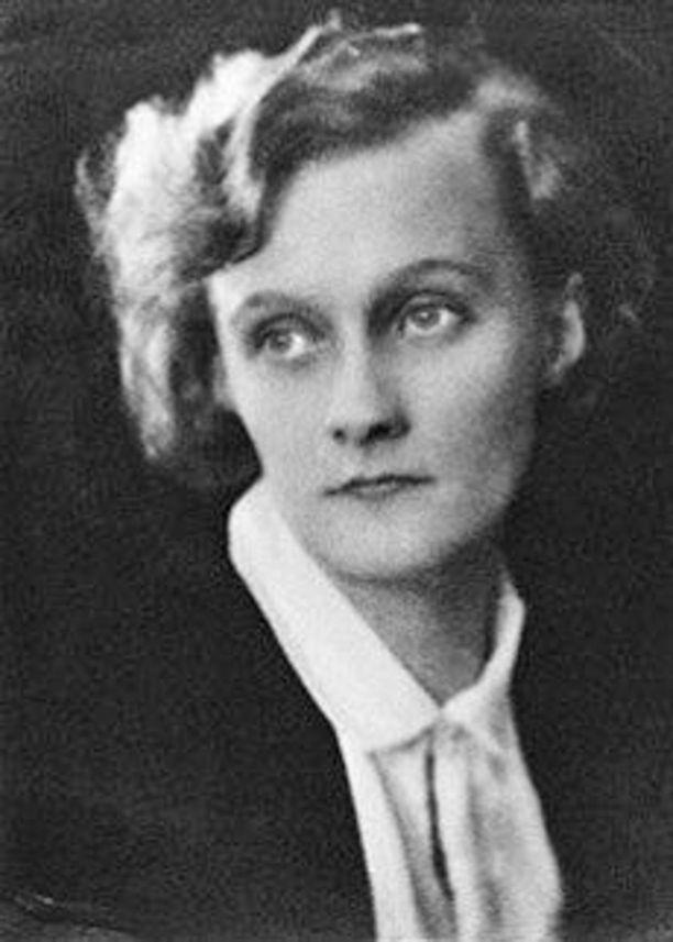 Astrid Lindgren vuonna 1924.