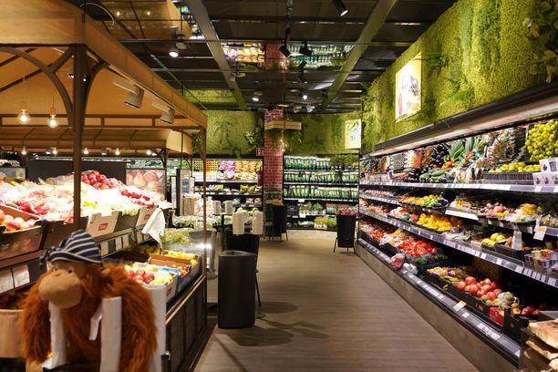 Viikossa Järvenpään Citymarketissa käy 45 000 asiakasta.