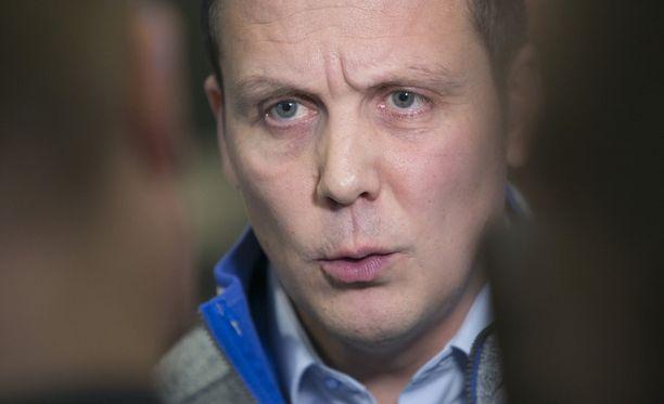 Lauri Marjamäen joukkue kokosi rivinsä kolmanteen erään.