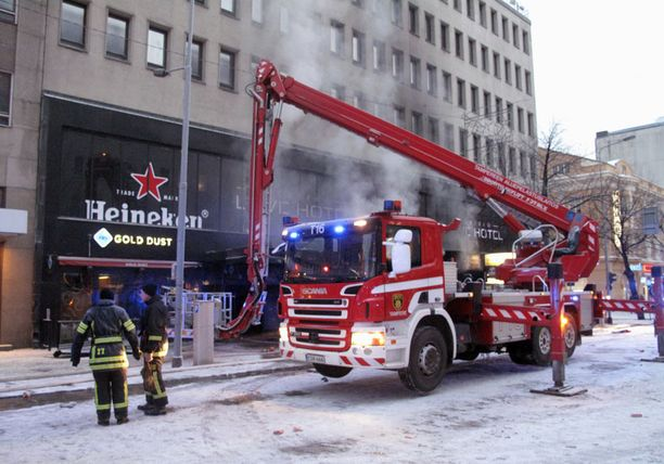 Tampereen Aluepelastuslaitos