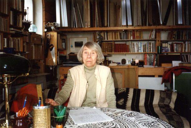 Tove Jansson syntyi 9. elokuuta 1914.