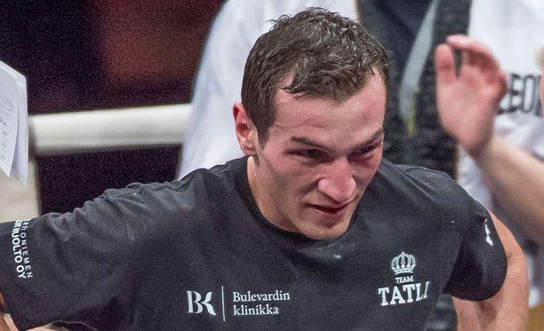 Edis Tatli on jälleen Euroopan mestari.