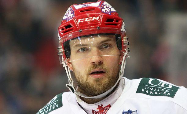 Jarkko Malinen ei jatka HIFK:ssa.