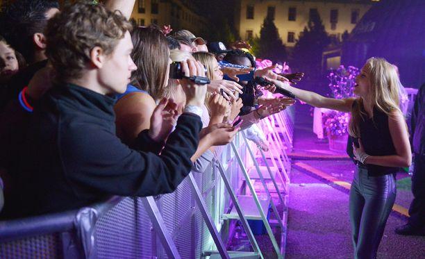 We Are Sthlm on Tukholmassa järjestettävä nuorisofestivaali, jossa on ohjelmaa musiikista urheiluun. Kuva on vuodelta 2013.
