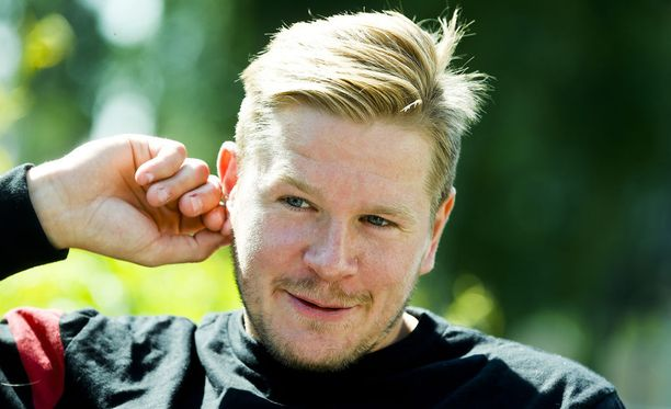 Petri Kontiola, 33, on valmis edustamaan Leijonia, jos kutsu käy.