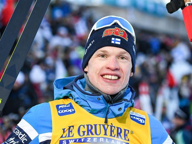 Iivo Niskasen tähtäin on ensi vuoden MM-kisoissa.