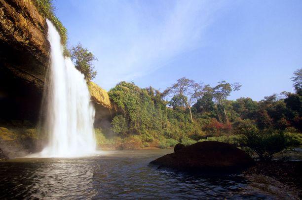 Kamerunin luonto on monipuolista, ja maa on helppo kohde koska sen virallinen kieli on englanti.