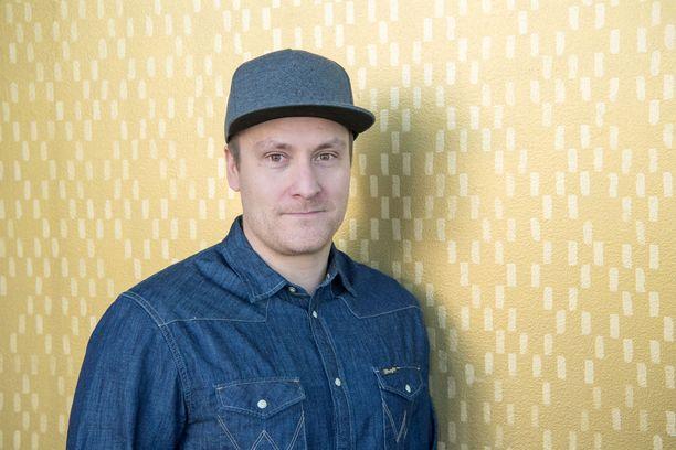 Heikki Paasonen juonsi keväällä muun muassa The Voice of Finlandia.