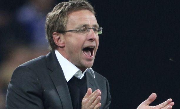 Ralf Ragnick luopui sakkoperinteestä RB Leipzigissa.