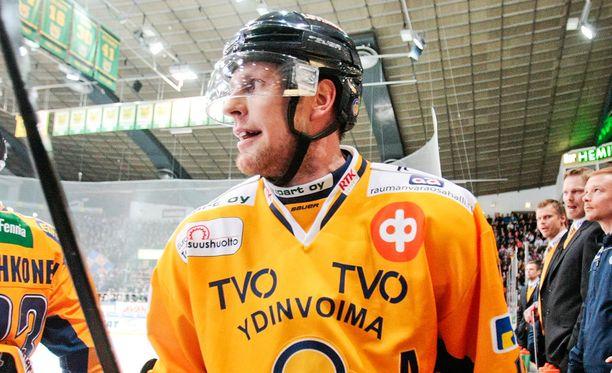 Ville Nieminen palaa viimeisen kerran Hakametsän kaukaloon SM-liigassa.