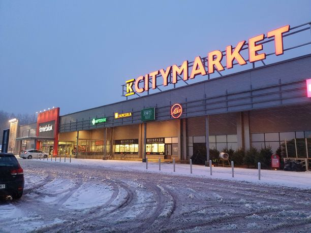 Turtolan Citymarketissa oli keskiviikkona väkivaltainen välikohtaus. Poliisi tutkii asiaa.