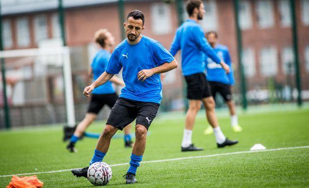 Erfan Zeneli ratkaisi maalillaan RoPS:n voiton FC Lahdesta.