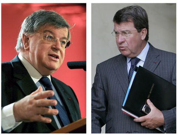 France Télécomin toimitusjohtaja Didier Lombard ja Ranskan työministeri Xavier Darcos tapaavat tänään.