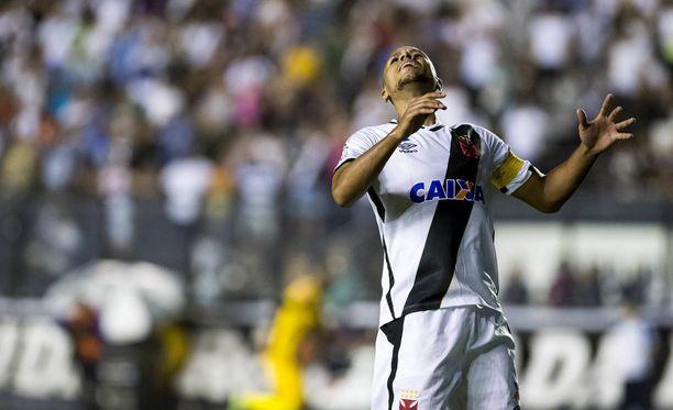 Luis Fabiano sai jokseenkin erikoisen ulosajon.