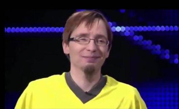 Mehu-Janne muistetaan Ennätystehdas-ohjelmasta.