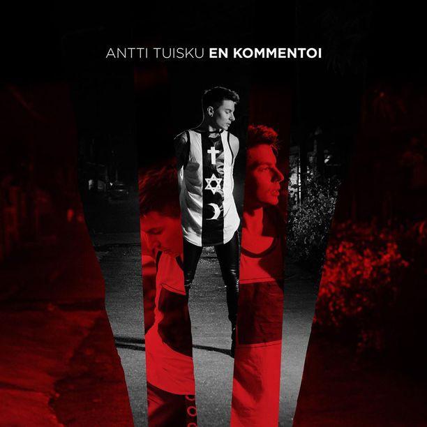 Antti Tuiskun uuden levyn kansikuvan on ottanut valokuvaaja Atte Tanner.
