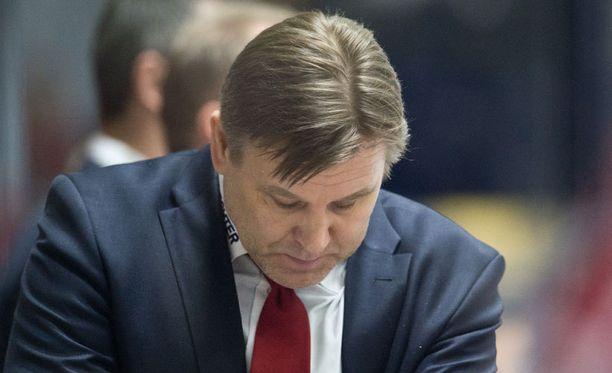 Raimo Summasen Omsk kärsi tehottomuudesta.