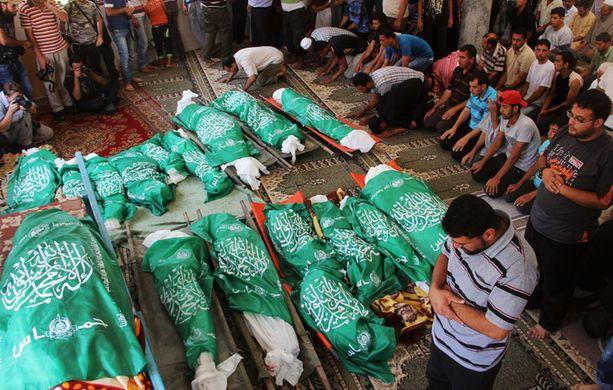 Israel on tuhonnut pommituksillaan jo 24 klinikkaa tai sairaalaa.